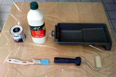 Material de pintado