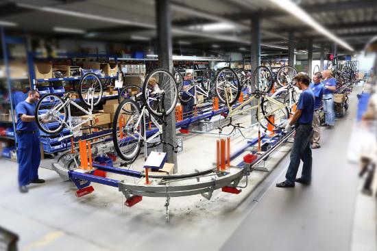 fabrica bicis